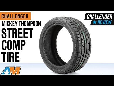 2008-2019 Challenger Mickey Thompson Street Comp Tire (17-20