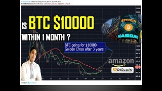 क्या Bitcoin $10000 जा सकता है in next one month ? I Nasdaq BTC trading I Amazon BTC accepted
