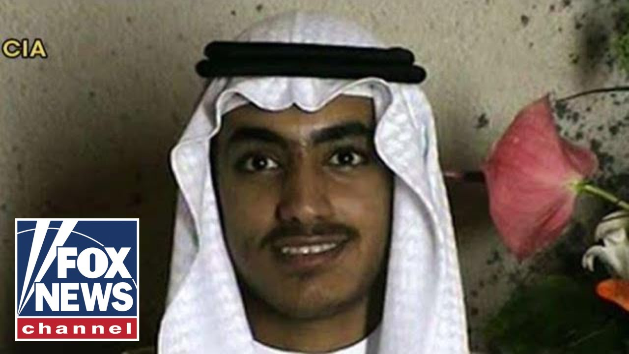 FOX News White House confirms Hamza bin Laden killed in US operation