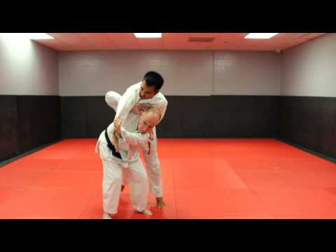 Judo Lesson 8 - Morote Seoi Nage and Ippon Seoi Nage