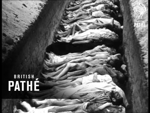 Belsen: Destruction Of Camp (1945) from YouTube · Duration:  10 minutes 42 seconds