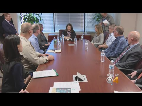 Rep. Diana DeGette Holds Meeting With Furloughed Workers
