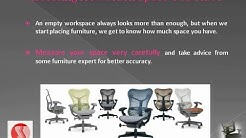 Luxury Office Seating | Executive Office Chair India