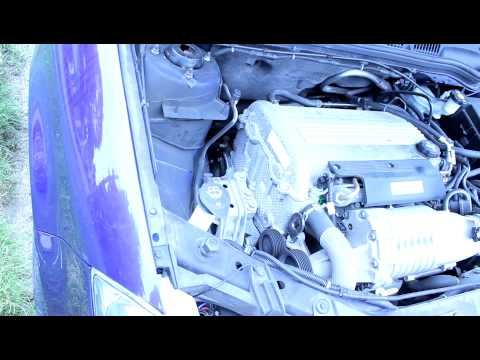 2007 Chevy Cobalt SS Supercharged loud engine knocking noise, brand new cam/timing chain tensioner