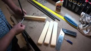 Wood Lathe Stand
