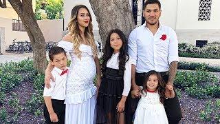 OUR MATERNITY & FAMILY PHOTOSHOOT | Familia Diamond