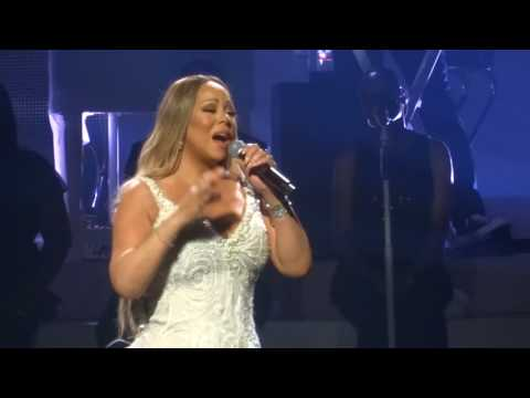 Mariah Carey - My All Live #1 to infinity 7-08-17