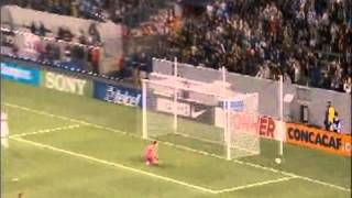 CONCACAF Champions League - Los Angeles Galaxy v Monterrey - Highlights (3/4/13)