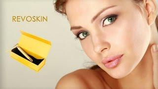 видео Массажер для лица Revoskin Gold официальный сайт, Ревоскин купить
