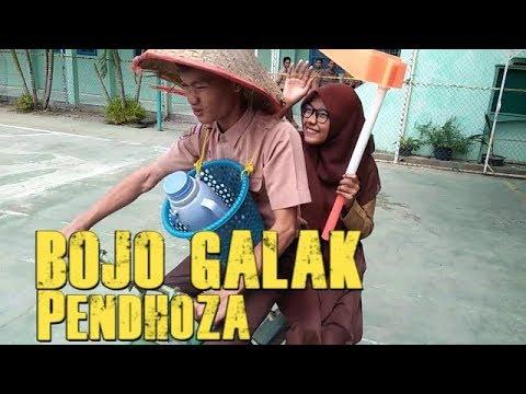 BOJO GALAK  Pendhoza Parodi (Cover) Smk Nusantara