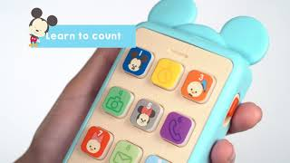 Disney Hooyay Mickey Phone | Product Demonstration Video | Interactive Toys For Kids