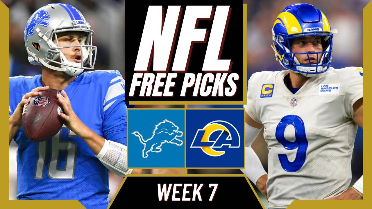 Lions vs. Rams expert picks, score predictions