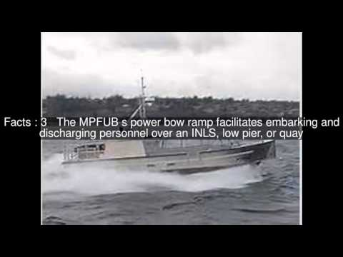 Maritime Prepositioning Force Utility Boat Top  #5 Facts