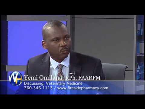 Bio-Identical Hormones with Yemi Omilana, RPh, FAARFM Palm Springs Compounding Pharmacist