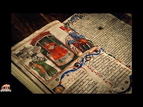 Inside The Vatican Secret Archives!