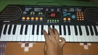 Welcome song man ki Vina se instrumental
