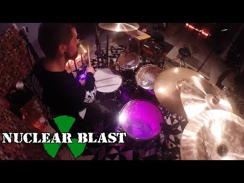 AENIMUS - Between Iron And Silver (OFFICIAL DRUM PLAYTHROUGH)
