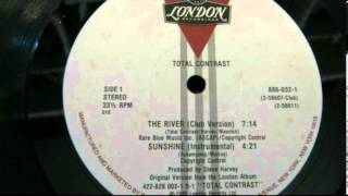 "Total Contrast - Sunshine - Instrumental 12"" Single"