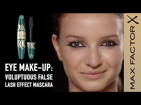 Eye Make-Up Tips: Voluptuous False Lash Effect Mascara | Max Factor Lash Bar