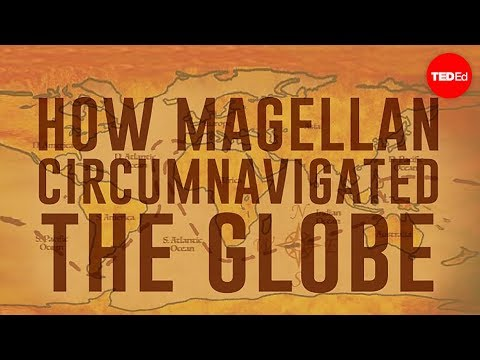 Video image: How Magellan circumnavigated the globe - Ewandro Magalhaes