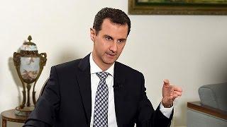 النظام السوري يعلن قبول اتفاق وقف اطلاق النار