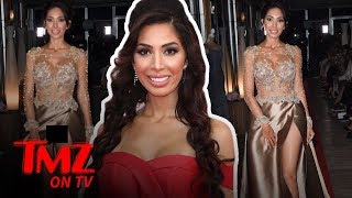 Farrah Abraham Has A Wardrobe Malfunction ... On Purpose! | TMZ TV