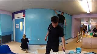 HSBC transform children's play areas at Sandwell Hospital