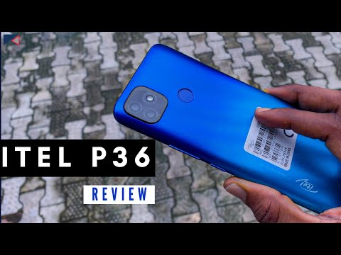 Itel P36 Review - Must Watch Before You Buy !