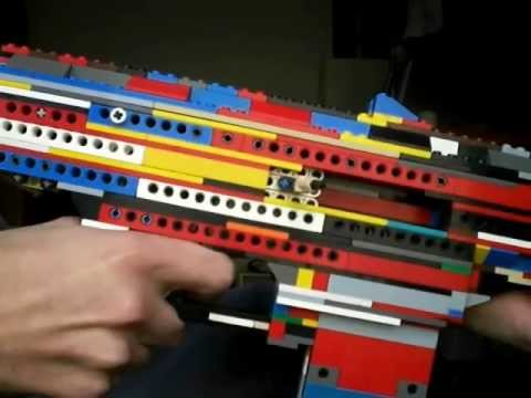 lego blowback machine gun