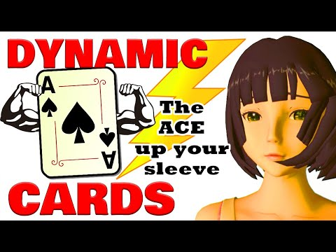 Learn More Vocabulary Faster: Dynamic Cards and how to use them. New approach to Japanese vocab