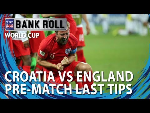 World Cup Semi Final Croatia Vs England | Last Minute Betting Tips & Live Odds Report