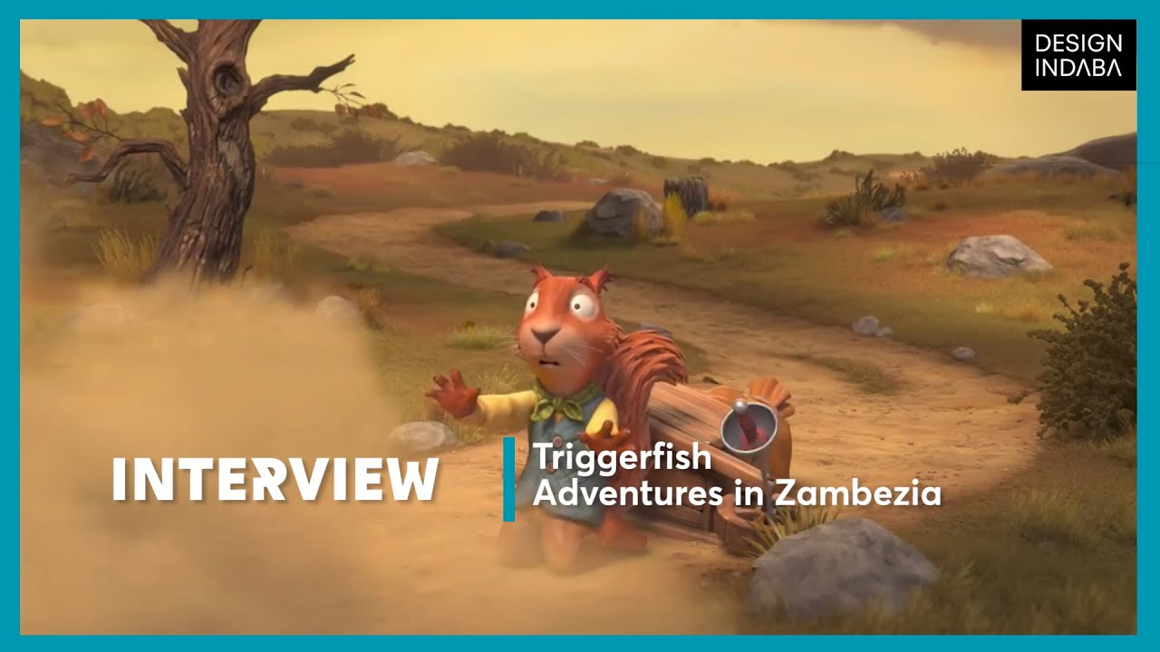 Triggerfish On Adventures In Zambezia Youtube