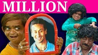CHOTU HAJAAM | छोटू हजाम | Khandesh Hindi Comedy | Chotu Dada Comedy Video |Funny Comedy Of Saloon |