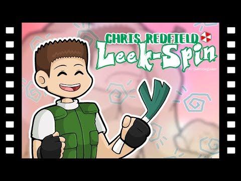 Chris Redfield Leek-Spin