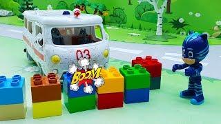 Мультики с игрушками Герои в масках - Будь готов! Новые игрушечные топ мультфильмы 2018 развивающие