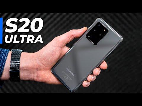 Samsung Galaxy S20 Ultra - обзор на самый дорогой смартфон в мире