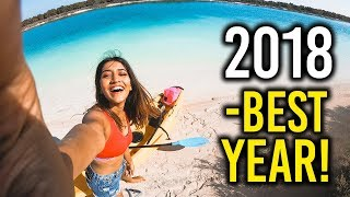WHY 2018 WAS THE BEST YEAR OF MY LIFE - Larissa Dsa thumbnail