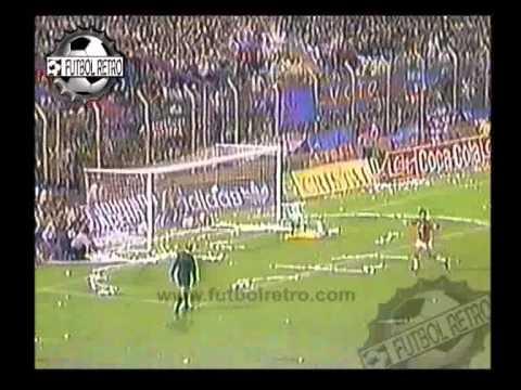 San Lorenzo 1 vs Colo Colo 0 Copa Libertadores 1992 Gorostio, Acosta, Borghi FUTBOL RETRO