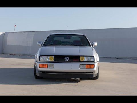 1990 VW Corrado G60