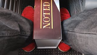 The Ruby Sole Experience: Unboxing Noted Sole' FLYEST #KICKS To Date