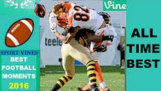 Best sports vnes, Land Best Football Vines of All Time  Best Football Moments Compilation   YouTube