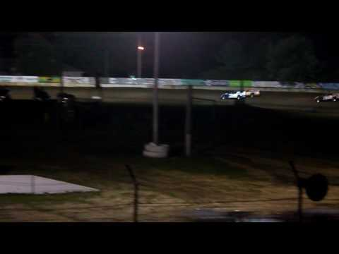 Cresco Speedway USMTS A-Main Part 1  August 5th, 2010