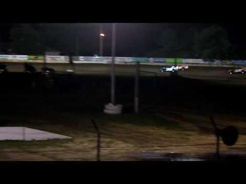 Cresco Speedway USMTS A-Main Part 1  August 5th, 2010