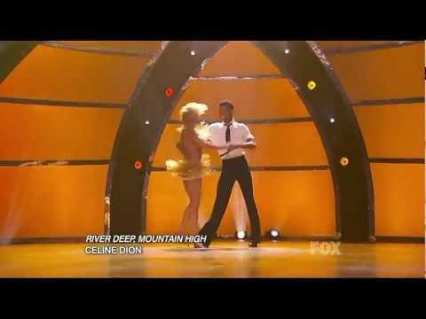 River Deep, Mountain High (Jive) - Ricky and Anya (All Star)
