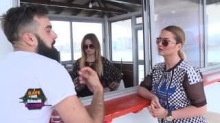 1KL - Zanfina & Ryva ne rolin e shankistes dhe kamarieres 21.08.2016