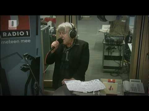 Arno - Dis pas ça à ma femme // live-sessie Radio 1