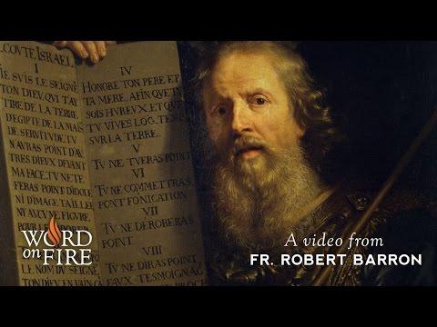 Bishop Barron on The Ten Commandments