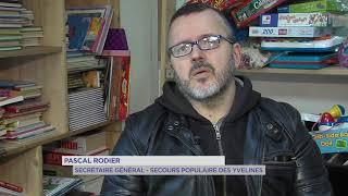 Yvelines | Secours populaire : l'antenne d'élancourt à la recherche d'un nouveau local