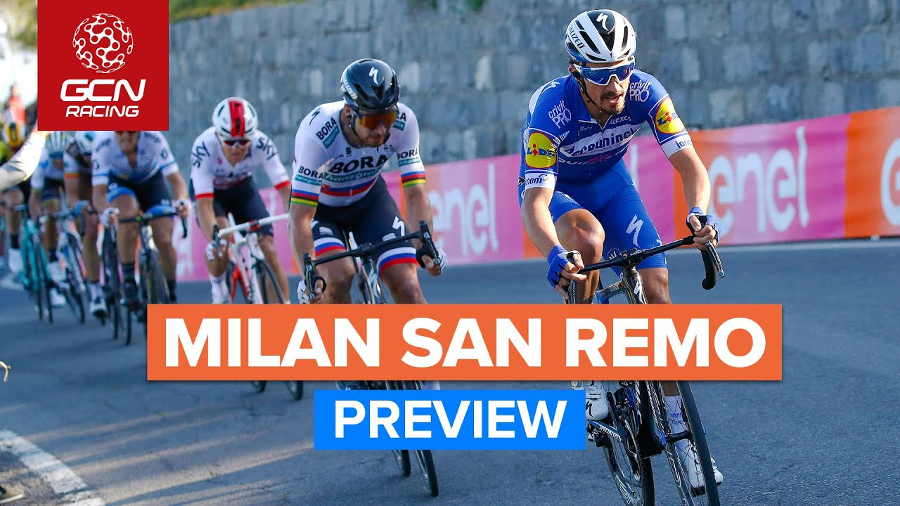 Milan-Sanremo 2020 Preview | Watch On GCN Race Pass