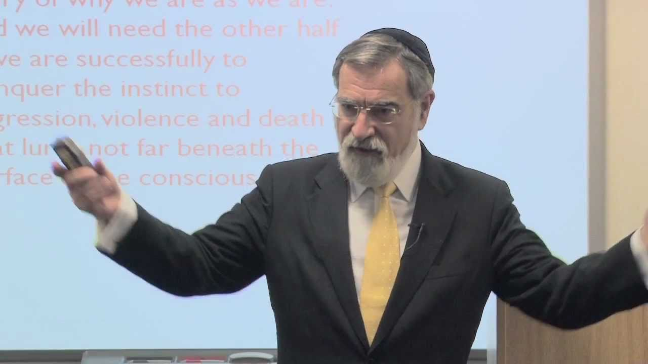 Chukkat 5771 - Covenant & Conversation - Chief Rabbi Lord Sacks speaks on the weekly torah portion